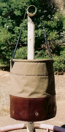 DRAUGHT NOSE BAG (SHOW)