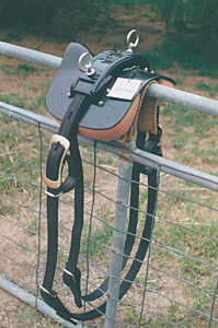 wigram patent cart saddle